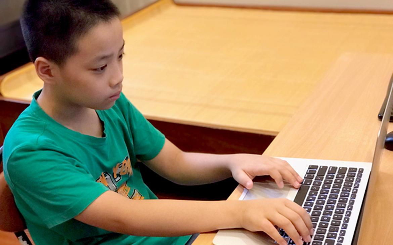 Tài năng công nghệ ở tuổi 12